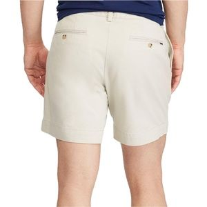 """Polo Ralph Lauren Classic Fit 6"""" Chino Shorts 42"""